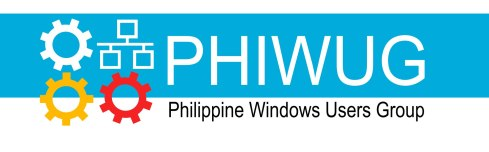 The Philippine Windows Users Group (PHIWUG) is a non-profit local community of Microsoft Windows users ranging from Server Administrators, Engineers, and enthusiasts coming together to share and learn from each other on the topics related to Windows with emphasis on Windows Platforms.
